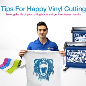 Tips For Happy Vinyl Cutting