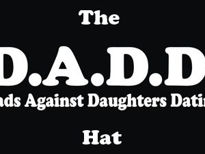 Whimsical Wednesday: The D.A.D.D. Hat