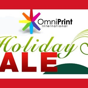 Friday Favorites: OmniPrint's Holiday Specials!