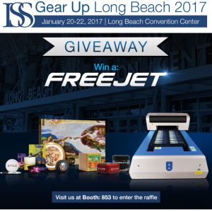 Win A Free Printer: ISS Longbeach 2017