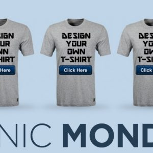 Manic Monday – The Significance of the Custom Tshirt