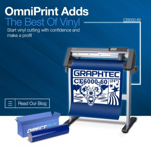 OmniPrint Adds the Best of Vinyl