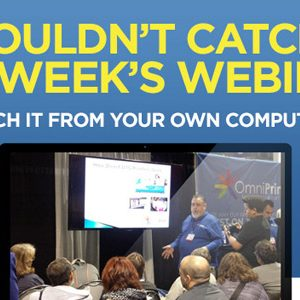 Watch our March 21st Webinar!