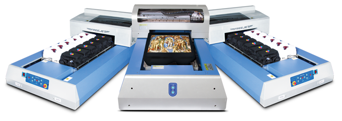 Best Direct to Garment Printers, DTG Digital Printers