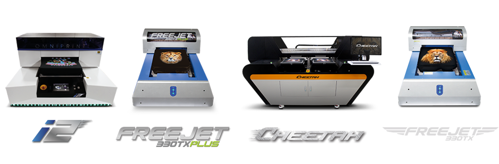 57e3606c Freejet DTG Direct to Garment Printers | OmniPrint