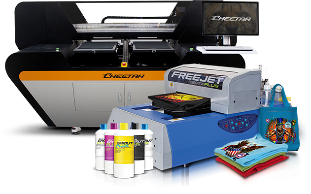 eecd0c8c Freejet DTG Direct to Garment Printers | OmniPrint