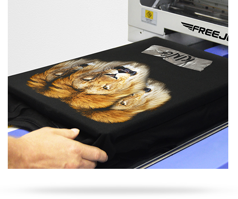 Best Quality Prints in DTG