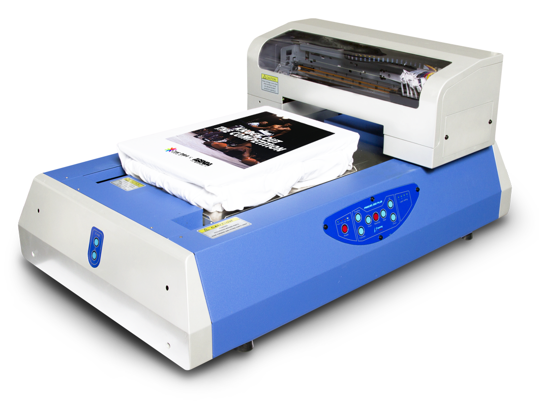 DTG Machine, Direct to Garment Printing Machine | OmniPrint | Products