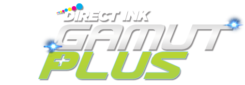 Direct Ink Gamut Plus