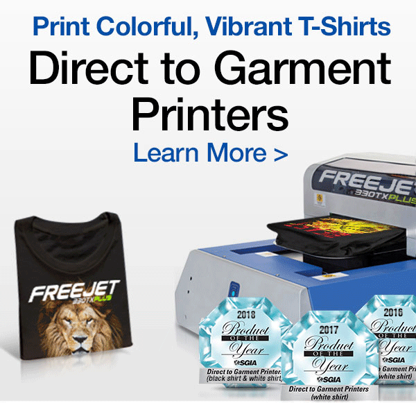 f94a3409 DTG Printers, Digital Direct to Garment Printers | OmniPrint