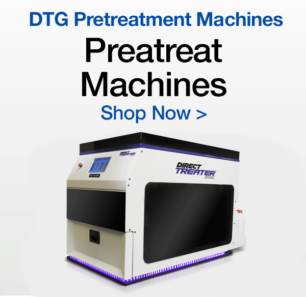 Shop Pretreat Machines